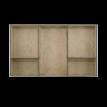 FDSBX-05 shadow box Fabrika Decoru