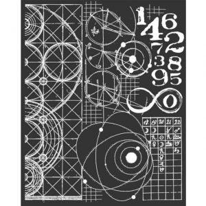 KSTD042 maska astronomiczna Stamperia