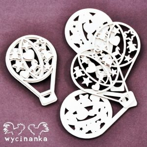 3BEC-804B5 tekurki Wycinanka