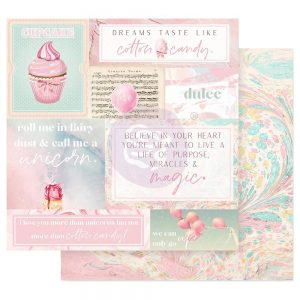 995621 papier Prima Marketing Dulce Fairy Dust