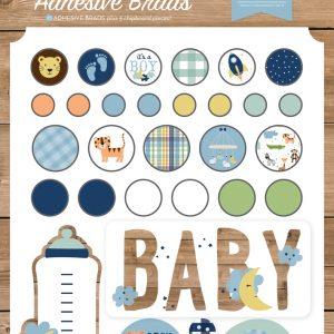 BAB206020 ćwieki Baby Girl Echo Park