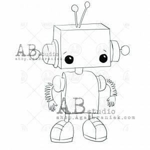 ID-643 robot AB studio