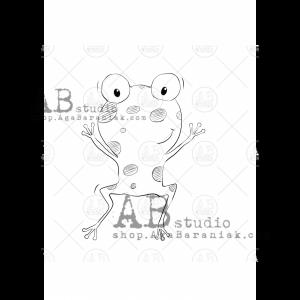 ID-697 stempel AB studio