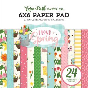 LSP204023 zestaw papierów Echo Park