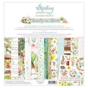 MT-BIB-07 Beauty In Bloom Mintay papers