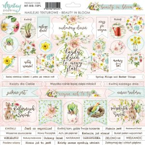 MT-BIB-10PL Beauty In Bloom Mintay Papers