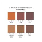 SPECN-CS6-BRO markery do kolorwania brązowe Spectrum Noir