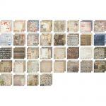 TH93551 Etcetera zestaw papierów Tim Holtz idea-ology