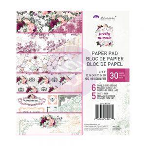 642174 zestaw papierów Prima Marketing Pretty Mosaic