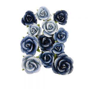 647049 zestaw papierowych kwiatów Prima Marketing z kolekcji Capri