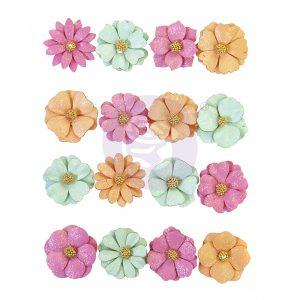 647193 zestaw papierowych kwiatów Prima Marketing z kolekcji Surfboard