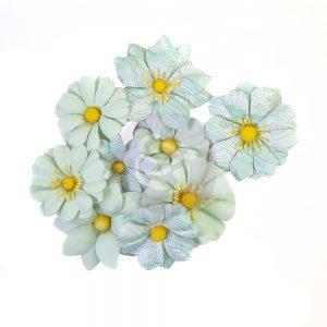 647285 zestaw papierowych kwiatów Prima Marketing z kolekcji Surfboard