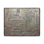 COC-055 folder do embossingu