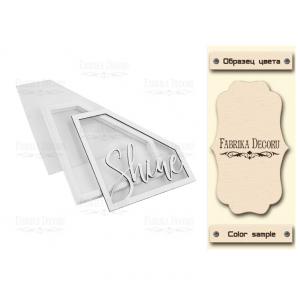 FDSKR-064 shaker box Fabrika Decoru