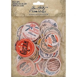 TH93684 etykiety Tim Holtz