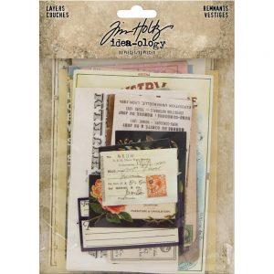 TH93956 etykiety Tim Holtz