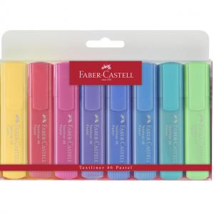 154609 zakreślacze Faber-Castelle
