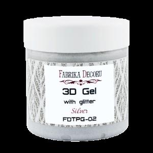 FDTPG-02 gel medium Fabrika Decoru