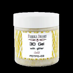 FDTPG-03 gel medium Fabrika Decoru