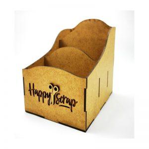HM0101 organizer do stempli Happy Scrap