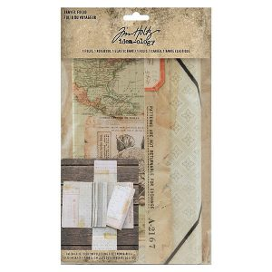 TH94032 travel journal Tim Holtz