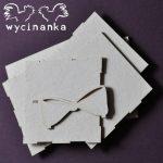 458E-627DA tekrurka prezent Wycinanka