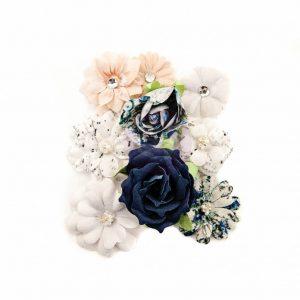 636678 papierowe kwiaty Prima Marketing