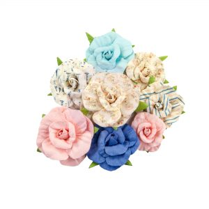 640125 papierowe kwiaty Prima Marketing