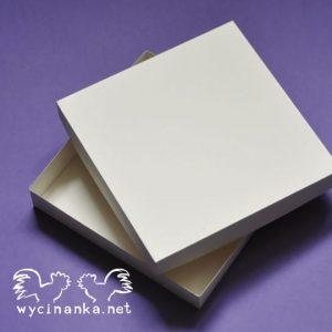 DA70-615E8 baza do złożenia w kształcie pudełka Wycinanka