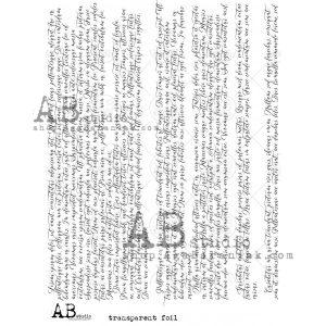 FOLI_TRAN_0006 folia transparentna