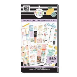 SP1H30-014 Sticker Value pack – Cool to Be Kind Student