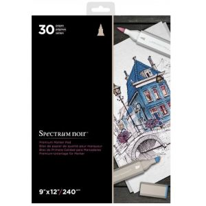 SPECN-MPAD9 papier do markerów Spectrum Noir