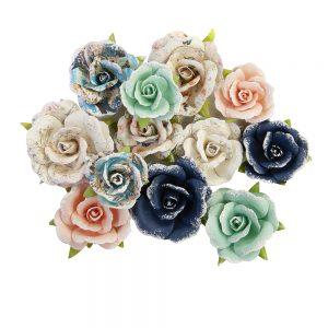 647056 papierowe kwiaty Prima Marketing