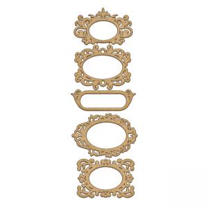 FDSBK-141 element ozdobny w kształcie ramek Fabrika Decoru
