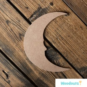 KC141 baza w kształcie księżyca Woodouts
