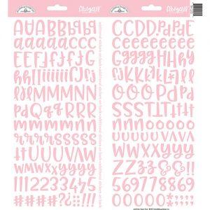 5807 naklejki Doodlebug Design