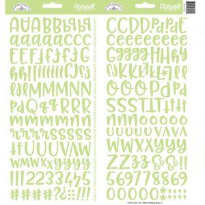 5813 naklejki Doodlebug Design