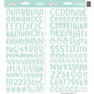 5814 naklejki Doodlebug Design