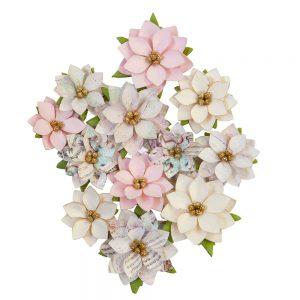 648510 papierowe kwiaty Prima