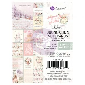 996475 zestaw kart do journalingu Prima Marketing