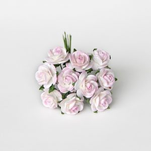 CMR2-4-519 papierowe kwiaty Scrap Flowers