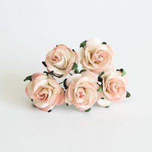 CMR5-4-529 papierowe kwiaty Scrap Flowers