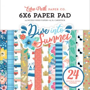DIS210023 zestaw papierów do scrapbokingu Echo Park