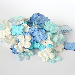 HYDRS-9840 papierowe kwiaty Scrap Flowers