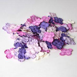 HYDRS-9960 papierowe kwiaty Scrap Flowers