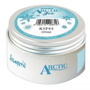 K3P62 pasta strukturalna z efektem śniegu Stamperia