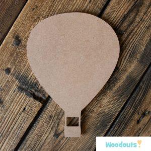 KC002 baza w kształcie balonu Woodouts