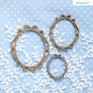 KCH0106 element dekoracyjny Woodouts