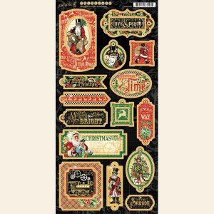 4502121 Christmas Time Graphic45