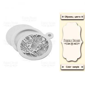 FDSKR-037 shaker box Fabrika Decoru